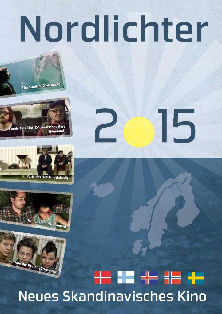 Nordlichter 2015 Plakat